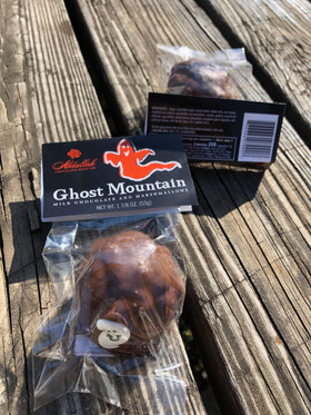 Abdallah Chocolate | Halloween Selection ~ Ghost Mountain