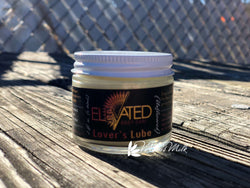 Taylor's Elevated Lover's Lube | Unflavored ( Taste like Chocolate Coconut)