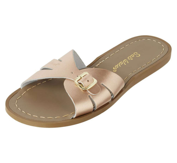 Salt Water Classic Slides | Rose Gold (women's)