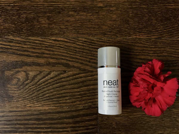 Neat Skin Care Co. NY | Retinol Youth Recharge Night Creme (Regenerate + Renew)