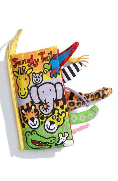 Jellycat Jungly Tails Book (7156168513)