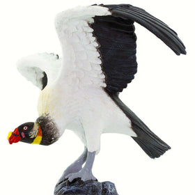 Safari LTD | Wings of the World Birds ~ KING VULTURE