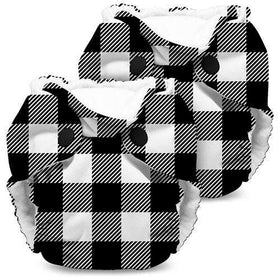 Lil Joey Newborn All-in-One Cloth Diapers | Pack of 2
