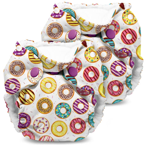 RumpaRooz Lil Joey All In One Cloth Diaper (2 pk) ~ Frosted