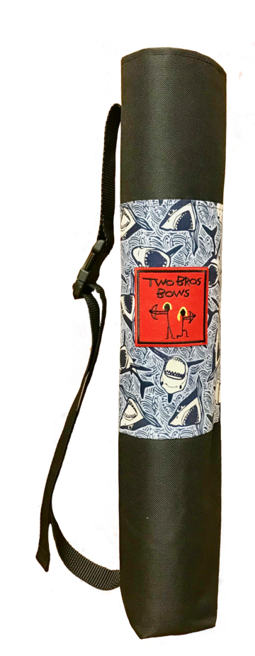 Two Bros Bows |  Quiver Bag ~ Sharks *LE*