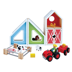 Hape | Barn Play