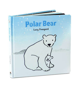 Jellycat Polar Bear Board Book