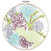 PopLush Embroidery | Succulent Garden Embroidery Kit