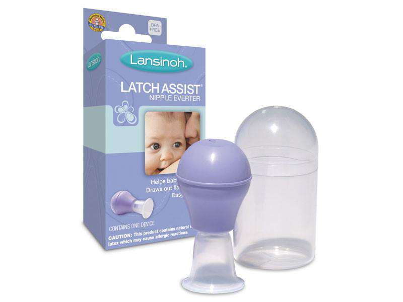 Lansinoh | Latch Assist Nipple Enverter