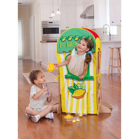 Little Partners Playhouse Kit: Lemonade and Ice Cream Stand