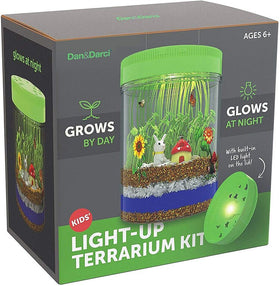 Dan & Darci | Light-up Terrarium Kit