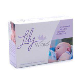 LilyWipes Cleaning Wipes | 18 Count
