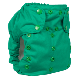 Smart Bottoms | Dream Diaper 2.0 ~ Basic Green