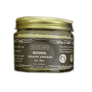 Taylor's ELEVATED | Natural Shave Cream For Men ~ Feelin' Woodsy