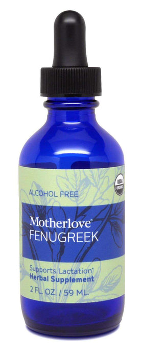 Motherlove fenugreek alcohol free - 2 oz.