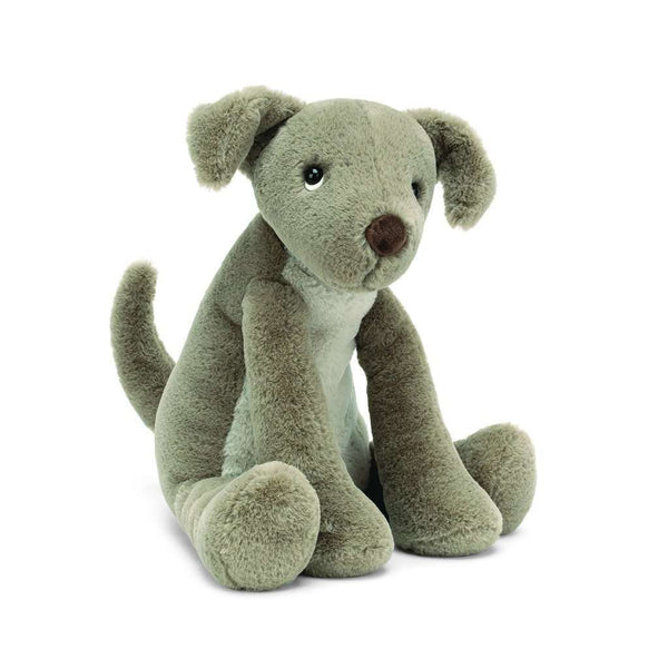 Jellycat Monochromatic Collection ~ Mac Pup