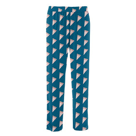 Kickee Pants | Men's Pajama Pants ~ Seaport Pizza Slices