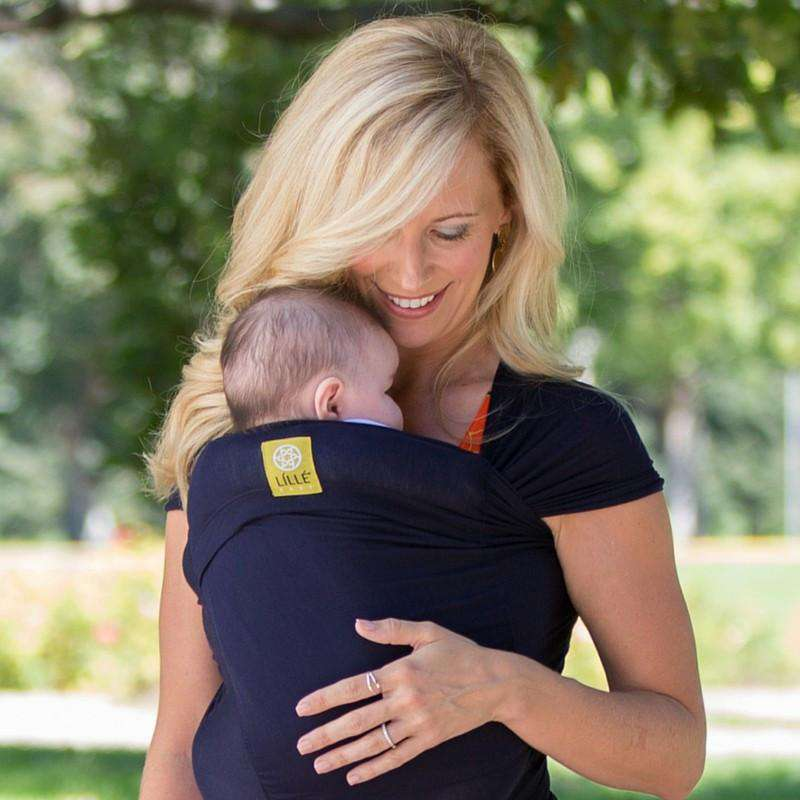 Lillebaby Carrier | Tie the Knot Midnight