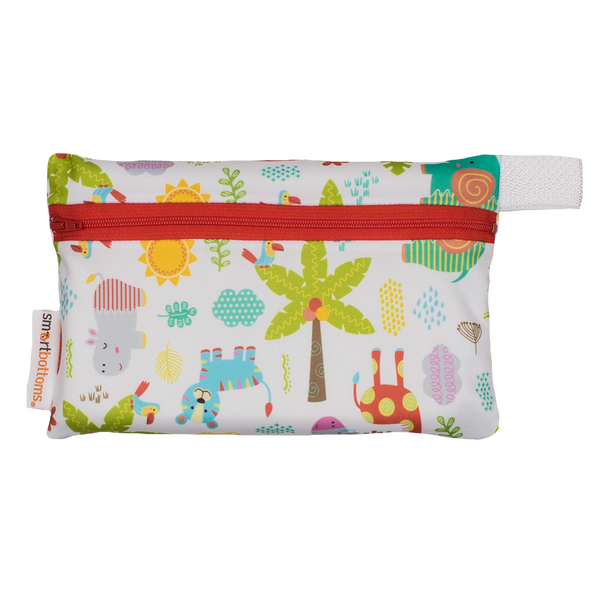 Smart Bottoms | Mini On the Go Wetbag ~ Wild About You