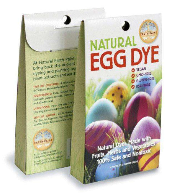 Natural Earth Paint | Natural Egg Dye Kit
