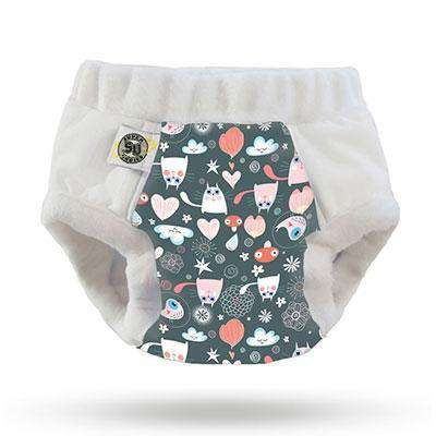 Super Undies | Nighttime Undies (Cotton) | Putty Tat