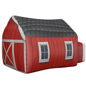 AirFort Inflatable Air Tent - Farm Barn