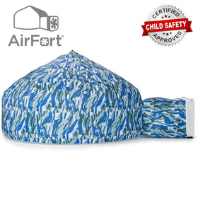 AirFort Inflatable Air Tent - Ocean Camo