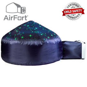 AirFort Inflatable Air Tent - Starry Night Glow