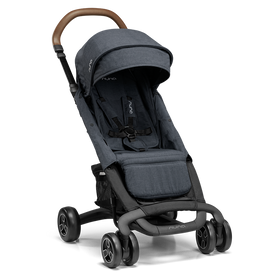Nuna Pepp Next Stroller with Magnetic Buckle | Lake