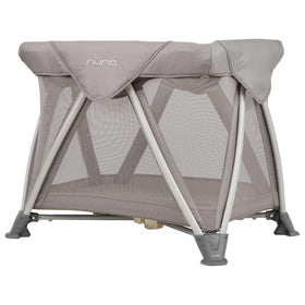 Nuna Sena Aire Mini Travel Crib + Playard | Champagne