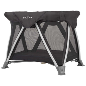 Nuna Sena Aire Mini Travel Crib + Playard | Iron