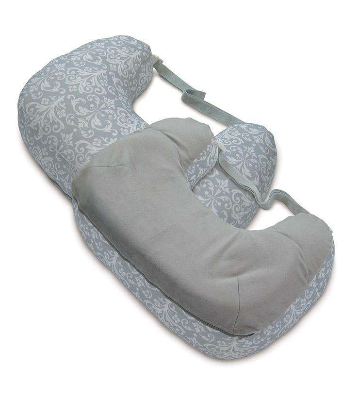Boppy Best Latch Nursing Pillow | Kensington Gray