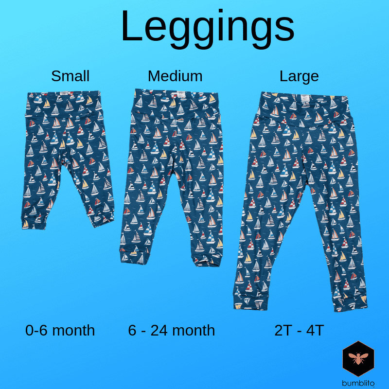 Bumblito Leggings ~ Regatta