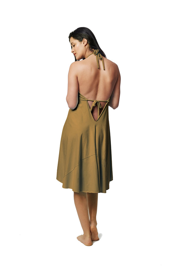 Pretty Pushers | Original Labor & Delivery Gown ~ Olive