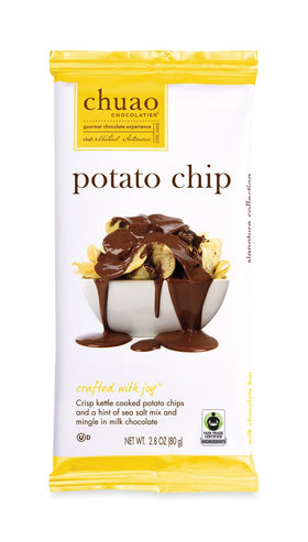 Chuao Chocolatier ~ Potato Chip