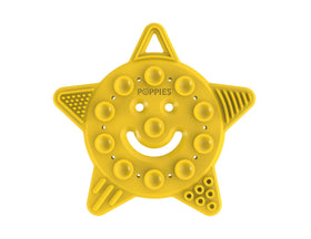 Poppies ~ Smiley The Star Teether