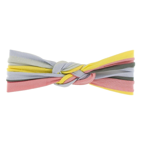 KICKEE PANTS CHILDREN'S HEADBAND | Biology Stripe