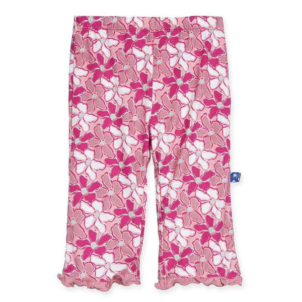 Kickee Pants Print Ruffle Pant | Desert Flower *final sale*