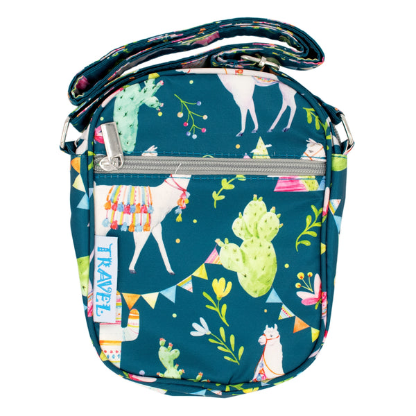 Planet Wise Travel | Oh Lily Collection ~ Crossover Bag