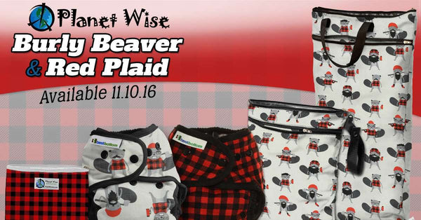 Best Bottom Burly Beavers & Red Plaid Collection