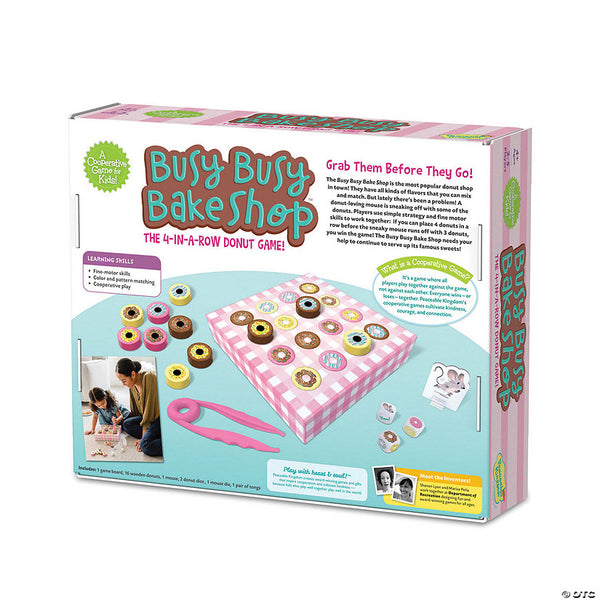 Peaceable Kingdom | Board Games ~ Busy Busy Bake Shop