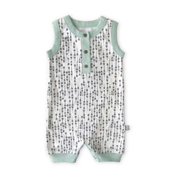 Finn + Emma | Arrows Romper