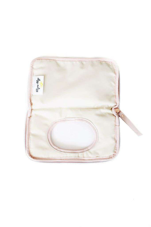 Itzy Ritzy - Blush Wipes Case