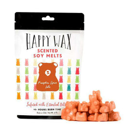 Happy Wax - Pumpkin Spice Latte Wax Melts - 2 oz Pouch