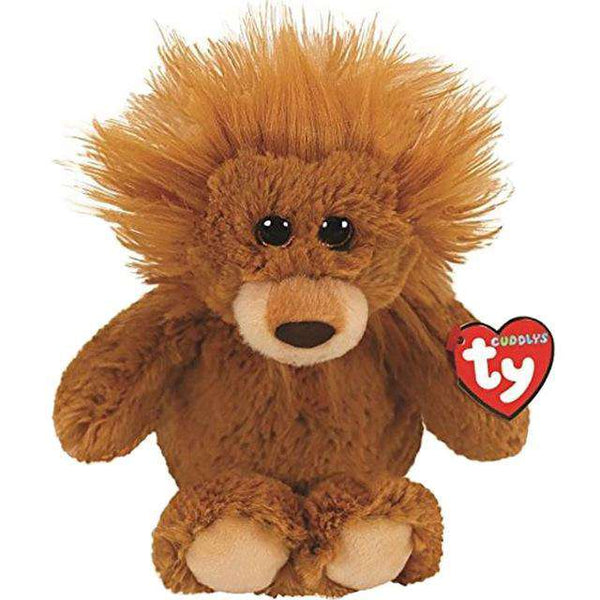 TY Beanie Babies | Cuddly Attic Treasure ~  Leon The Lion