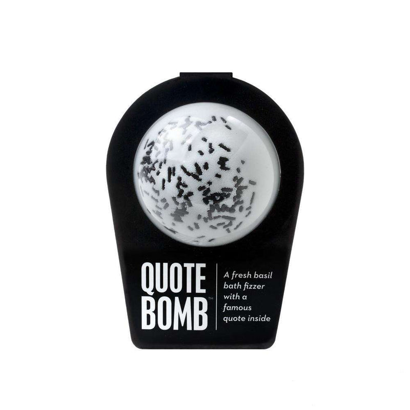 DaBomb Bath Fizzers | Quote Bomb