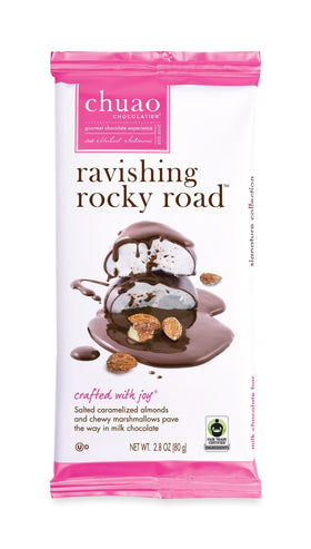 Chuao Chocolatier ~ Ravishing Rocky Road