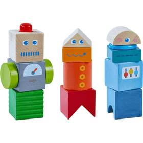 Haba ~ Robot Friends Discovery Blocks
