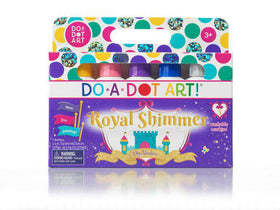 Do A Dot Art | Dot Markers ~ Royal Shimmers 5 pack