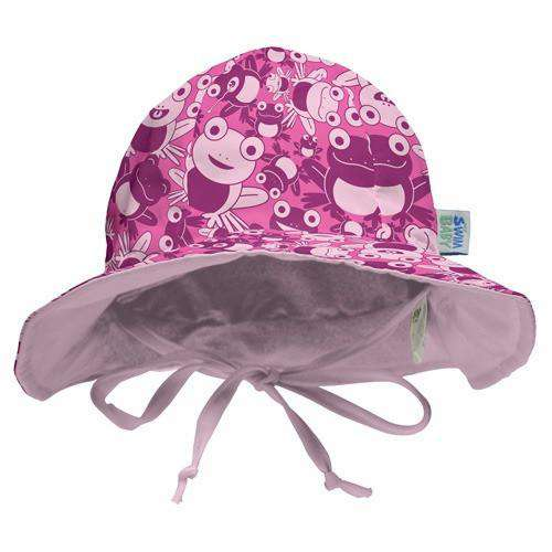 My Swim Baby Hat | Hopping Holly | Small